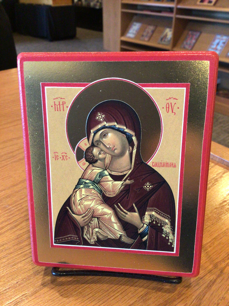 Vladimir icon of the Mother of God - S