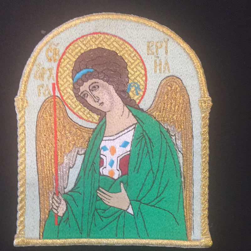 Guardian Angel Patch