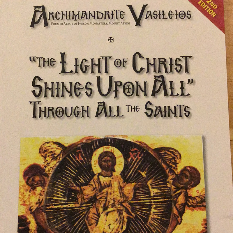 Light of Christ Shines Upon