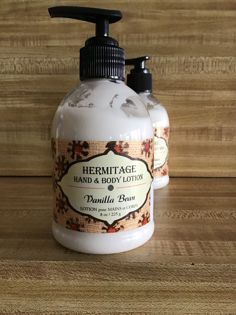 Vanilla Bean Lotion - Large