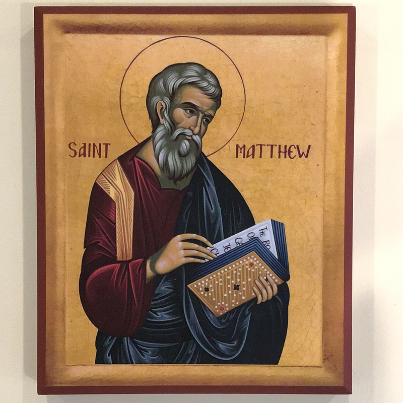 St. Matthew the Evangelist S