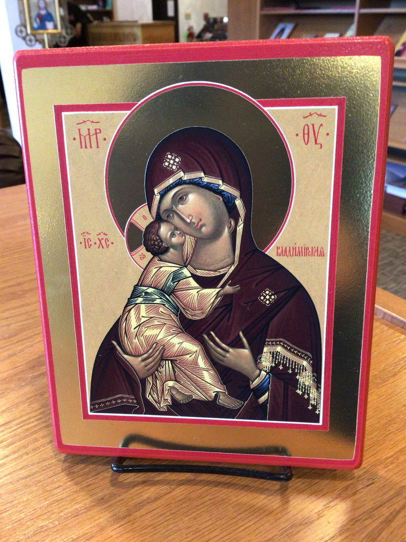 Vladimir icon of the Mother of God - M