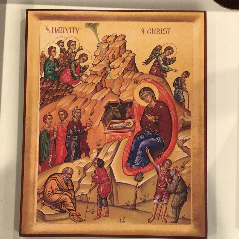 Nativity of our Lord - L