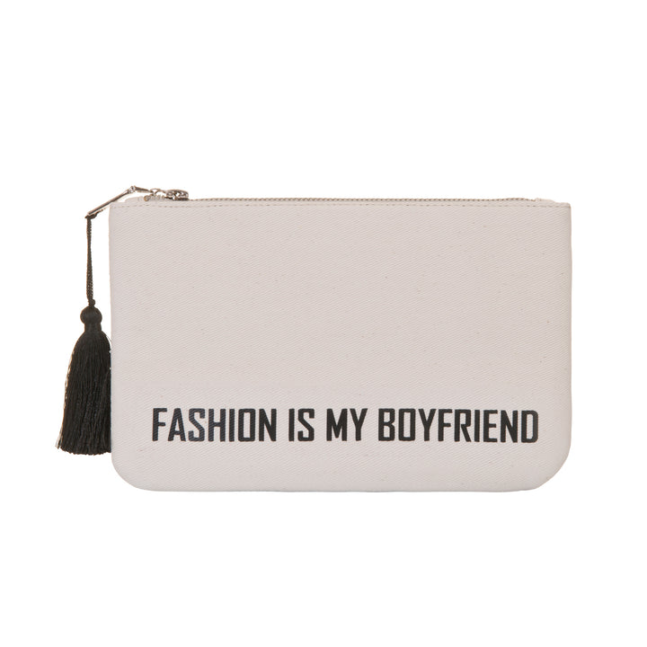 Fashion Is My Boyfriend Clutch
