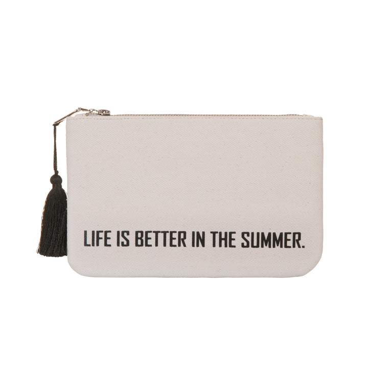 Life Is Better In The Summer Clutch