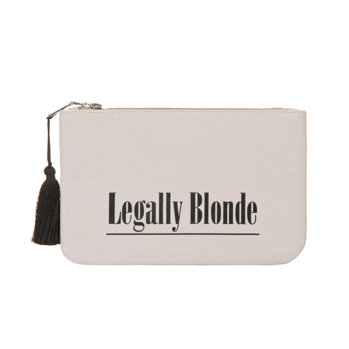 Legally Blonde Clutch
