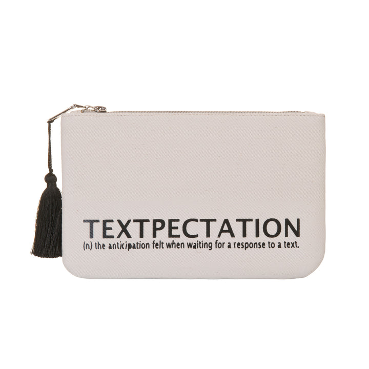 Textpectation Clutch