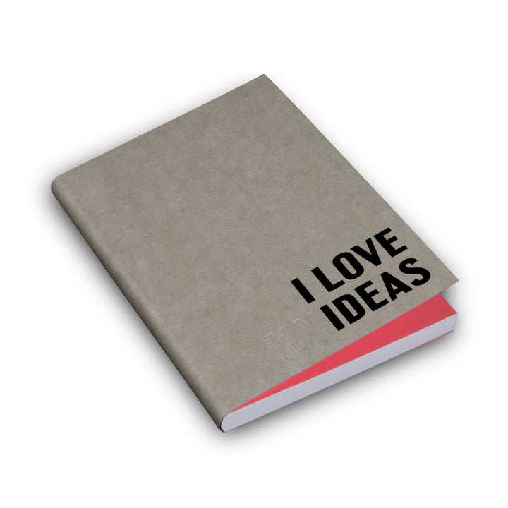 I Love Ideas -Fill Defter