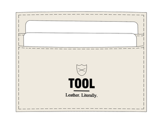 Dowel Wallet & Card Holder -Lacivert