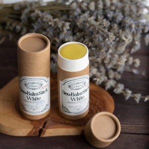 Naturel Deodorant / Deo Balm Stick White