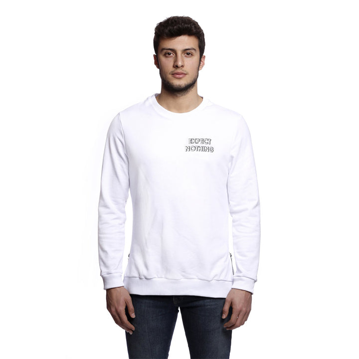 Expect Nothing Sweatshirt