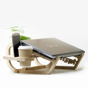 Wocoo Ahşap Laptop Stand