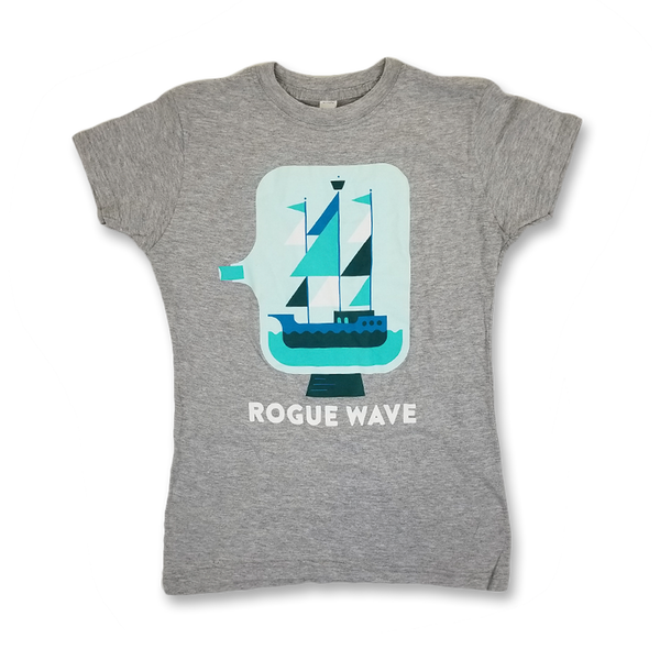 Bottle Ship T-Shirt (Women's)
