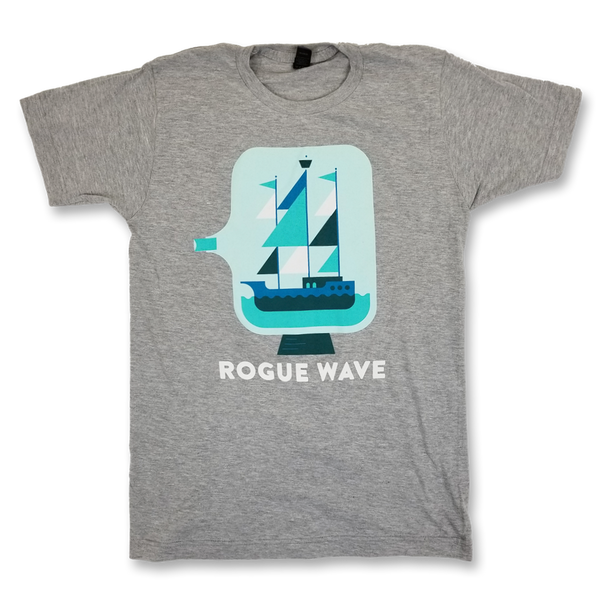 Bottle Ship T-Shirt (Unisex)