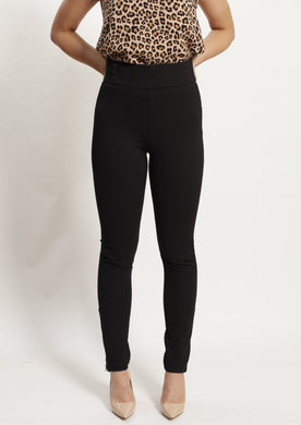 Spicy Sugar High Waist Ponte Pants