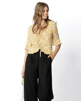 Forget Me Knot Blouse