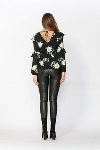 Endless Love Ruffle Blouse