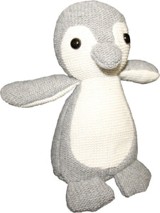 Soft Toy - Knitted Penguin