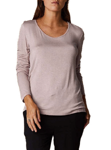 Plain Long Sleeve Basic Top -7 Colours