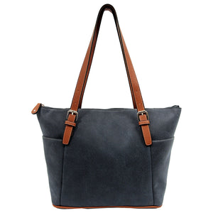 Louise Shoulder Bag - Blue