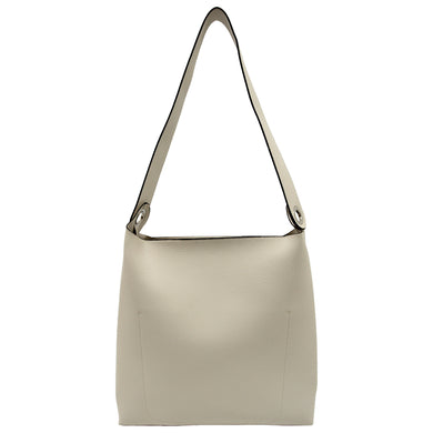 April Shoulder Bag - Beige