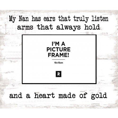 Photo Frame - My Nan