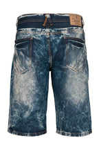 Acid Wash Ripped Shorts Style: 3D01