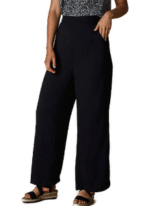 CherryLane Black Wide Leg Pants