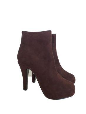 Stefan Smith - Mikka Brown Ankle Boots