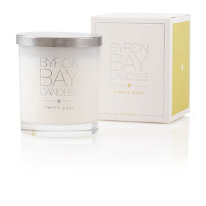 Gift Boxed 50 Hour Glass Candle with Silver Lid