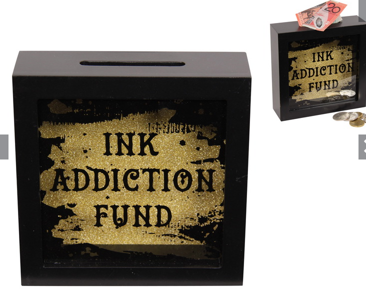 Money Box - Ink Addiction