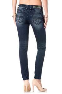 Rock Revival Women's Jeans Style: ANABELA S500