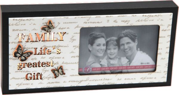 Starlight LED Frame - Family