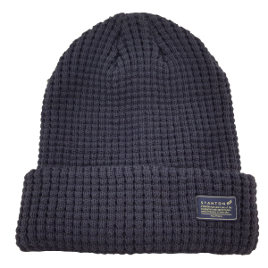 Men's Moss Stitch Beanie