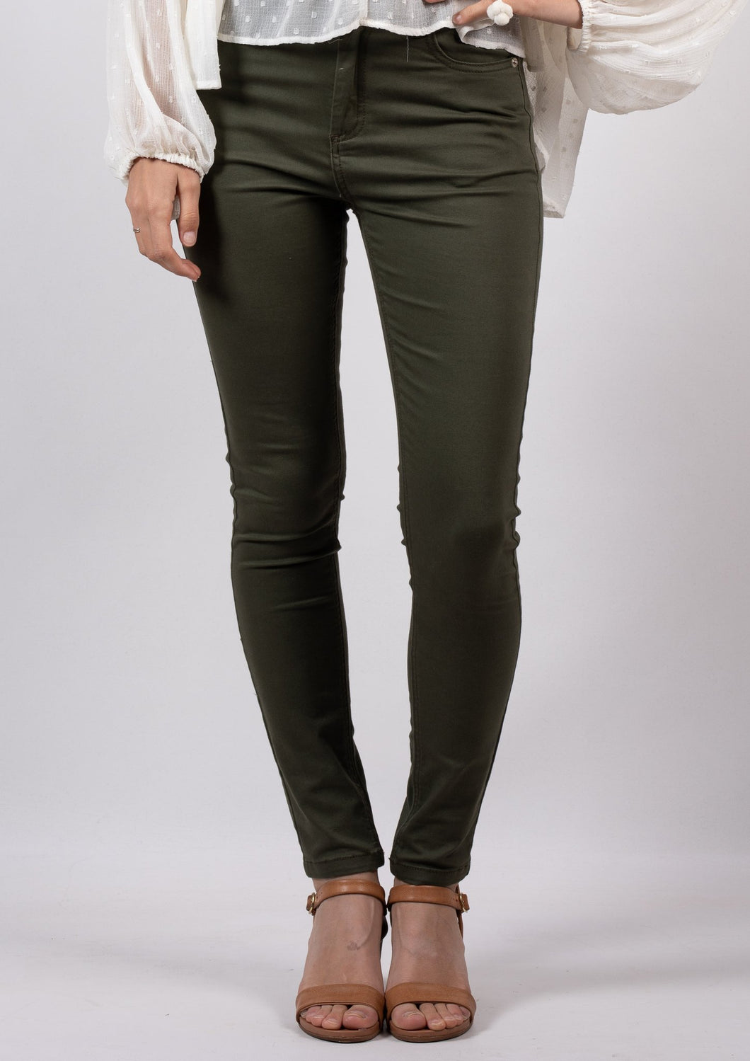 Spicy Sugar Skinny Leg Pants