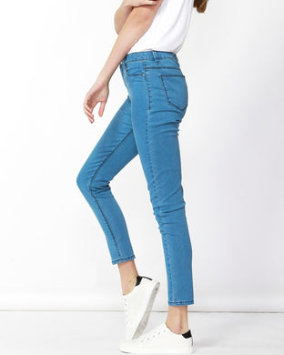 Betty Basics Mason Jeans - Azure