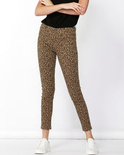 Betty Basics Mason Jeans - Leopard