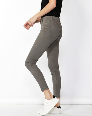 Betty Basics Mason Jeans - Khaki