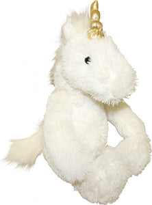 Soft Toy - Plush Fluffy Unicorn