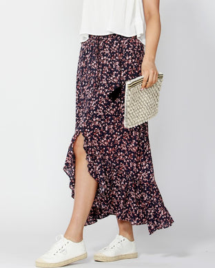 Field of Dreams Maxi Skirt