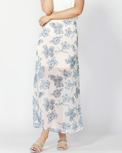 Flemington Floral Print Skirt