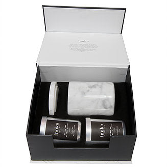 Inoko Small Marble Gift Set