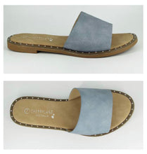 Ella Classic Slide With Studded Sole