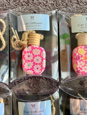 Ruby & Mia Boho Car Diffusers