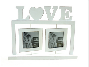 Photo Frame - LOVE Swivel
