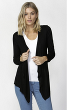Betty Basics Melbourne Cardigan - Black
