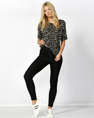 Betty Basics Nixon Stretch Jeans - Black