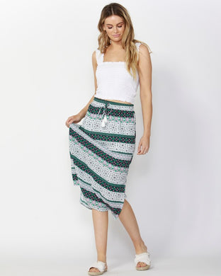 Warrior Midi Skirt