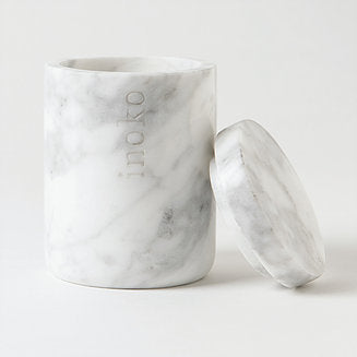 Inoko Marble Small Candle Vessel