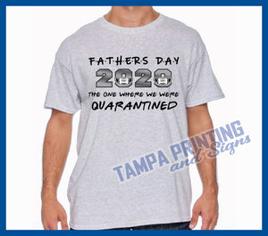 Father's Day 2020 Shirt - FD-2020-Mask